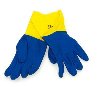 Γάντια Bicolore