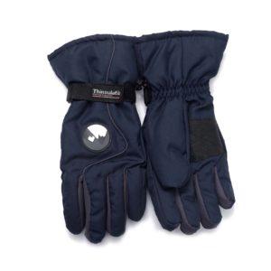 Γάντια Thinsulate με λάστιχο στο επικάρπιο