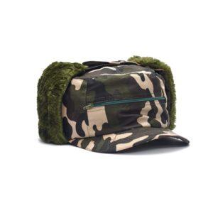 Καπέλο Με Γούνα και Αυτιά
