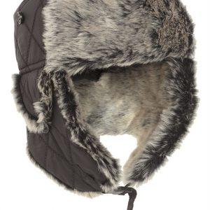Χειμερινό Καπέλο Με Γούνα