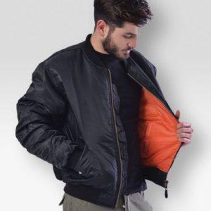 Μπουφάν Flight  Jacket Αδιάβροχο