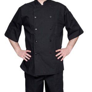 Σακάκι Μαγείρου Κοντομάνικο