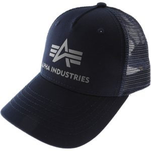 ΚΑΠΕΛΟ ALPHA BASIC TRUCKER REP.BLUE