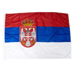 Σημαία Σερβίας