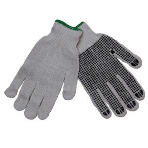Γάντια Πλεκτά Interlock – PVC