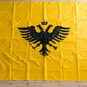 Σημαία Βυζαντινή Κέντημα
