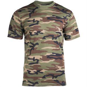 T-Shirt Παρ/γης Woodland