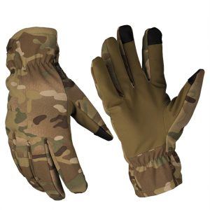 Γάντια Mil-Tec Softshell Thinsulate Multitarn